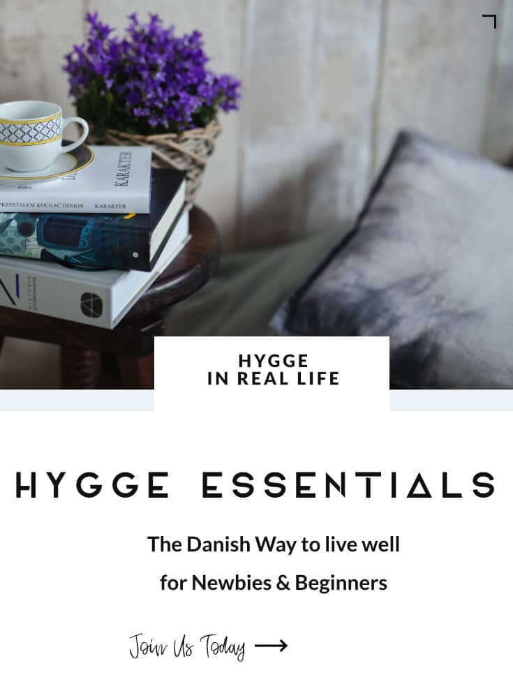 Hygge 101: The daily essentials for newbies