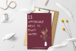 enjoy winter, love holiday season, hygge winter at home, hyggelig advent calendar ideas, the hygge planner