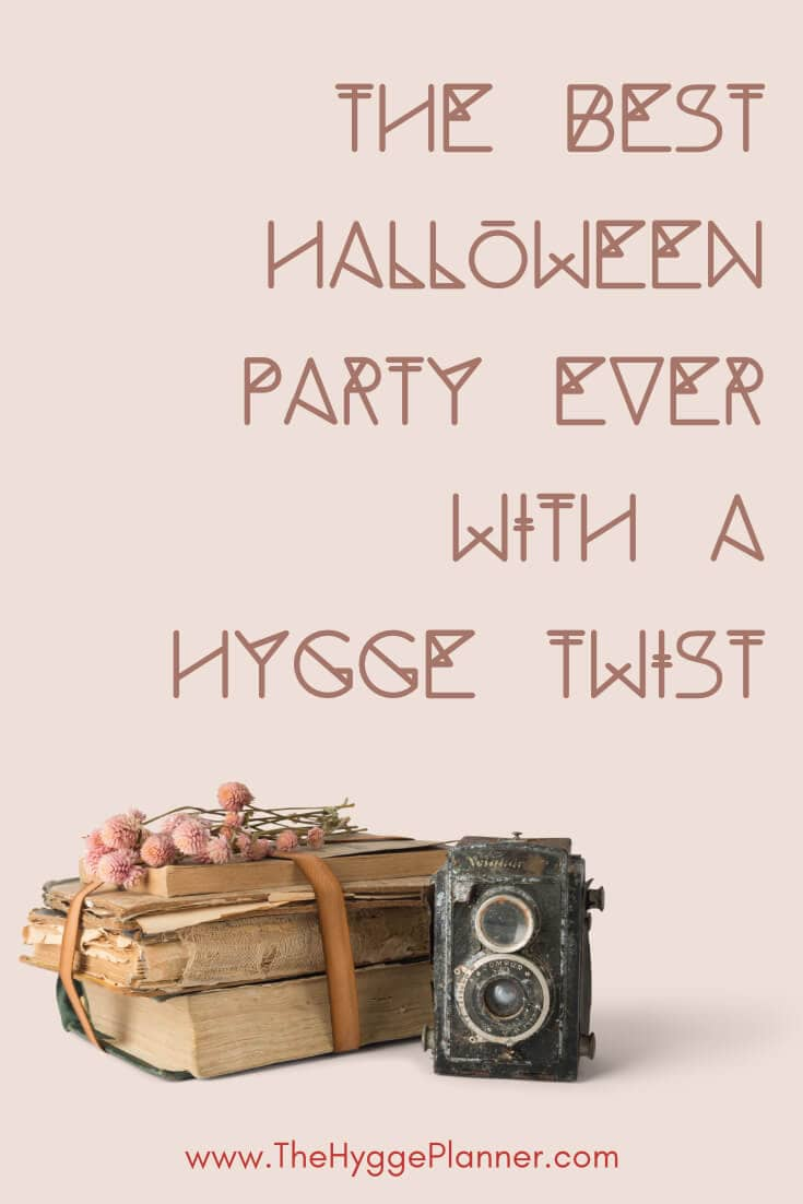 The Best Halloween Party Ever with a Hygge Twist