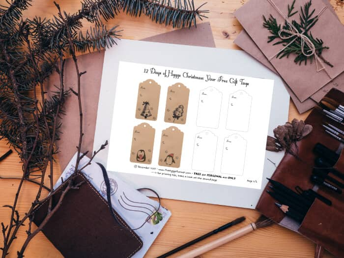 [FREE GIFT] Delightful & easy way to have a Hygge Christmas Table