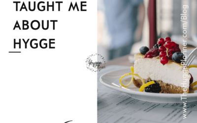 Episode #8: What cake decor taught me about Hygge