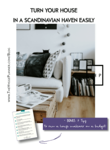 how to have a hygge home, tips to create a scandinavian hyggelig home,