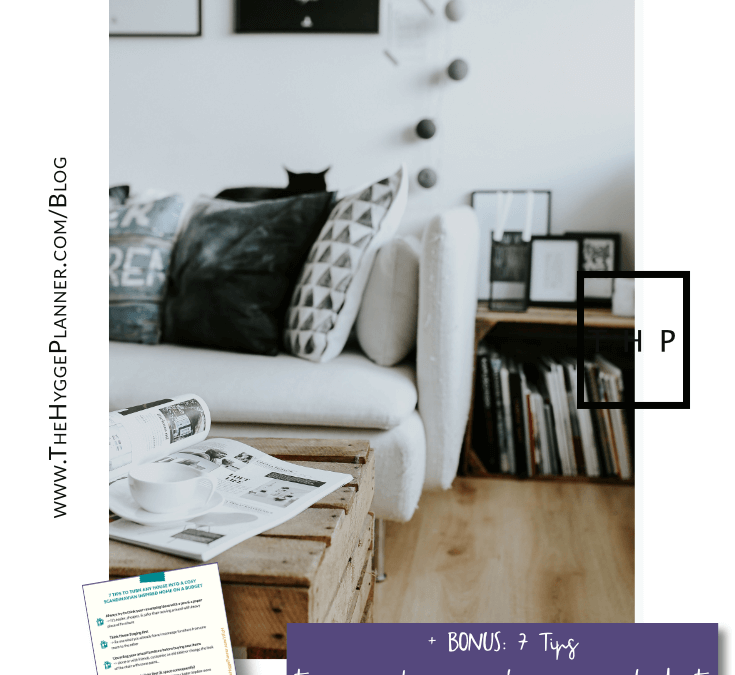 Ep #10 Turn your house in a Scandinavian haven easily