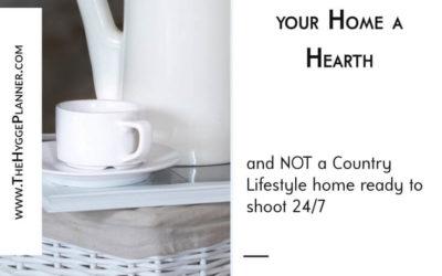 Ep #22: Make your home a hearth