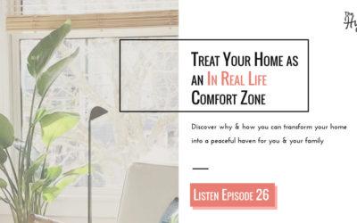 Episode 26: My Heartwarming Real Life Comfort Zone