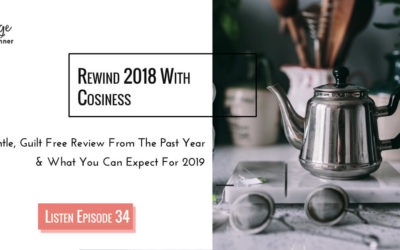 Episode 34: My Amazing 2018 Review